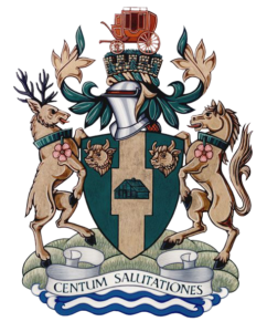 District of 100 Mile House Coat of Arms